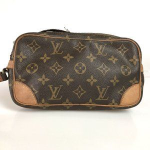 Louis Vuitton Monogram M51827 Clutch***